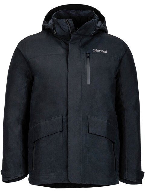 """Marmot M's Yorktown Featherless Jacket Black"""